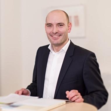 """""""Wir sind ein Team. Das ist uns wichtig."""" - Florian Stuhler - Senior Project Manager (PMP), Teammanager"""