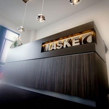 Empfangsbereich Maske Fleet GmbH Bockel