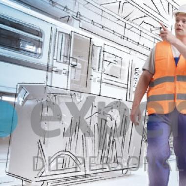 Wir bieten attraktive Jobs im Schienenfahrzeugbau!