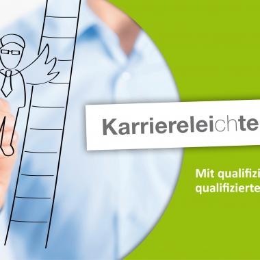 Mit expertum die Karrierelei(ch)ter rauf!