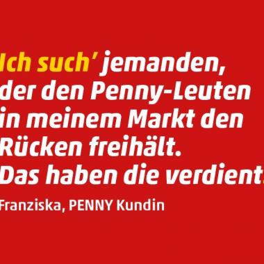 auszeichnungen - Penny Bewerbung