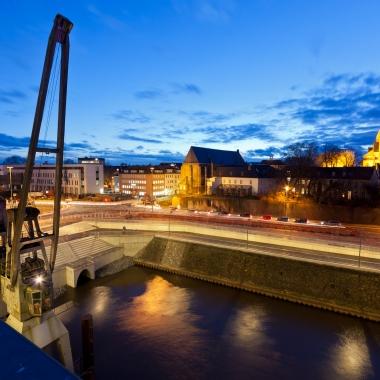 Innenhafen Neuss