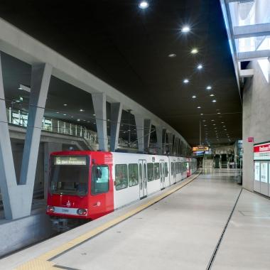 Nord-Süd Stadtbahn Köln