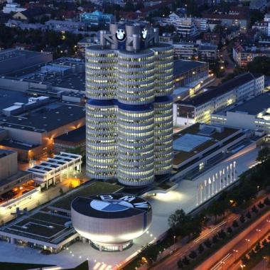 BMW Zentrale München