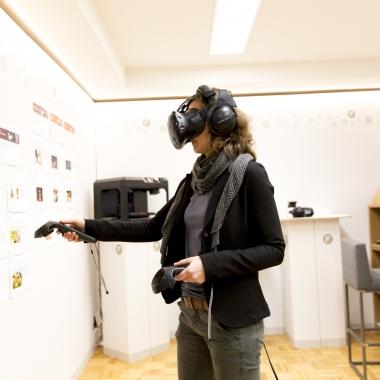 Mit VR-Brille auf Forschungsexpedition