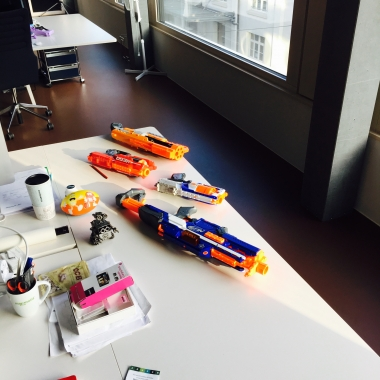 Ready for the NERF Challenge?