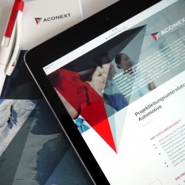 Alle Jobangebote finden Sie auf www.aconext.de/karriere/stellenangebote