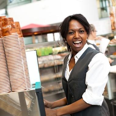 ein leckerer Cappuccino gefällig?