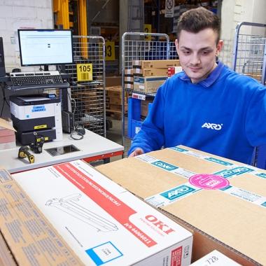 Axro b rokommunikation distribution import export als for Koch 3 lehrjahr gehalt
