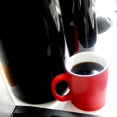 Kaffee gibt es in allen Küchen. Immer frisch und kostenfrei.