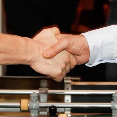 Fair Play und Teamwork sind der Schlüssel zu unserem Erfolg!