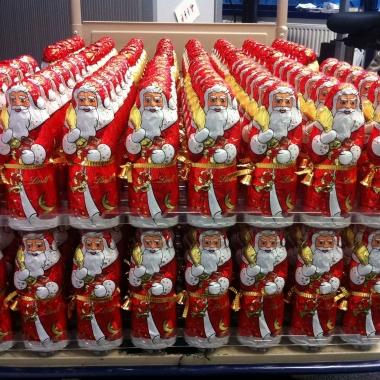 Weihnachtsmänner für alle Retarier!