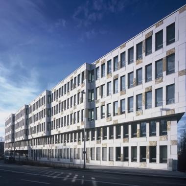 Unser Bürogebäude