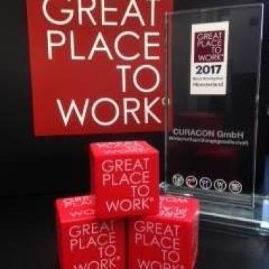 Wir gehören zu den besten Arbeitgebern im Münsterland 2017