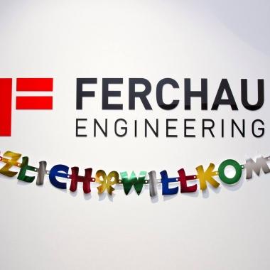 Herzlich Willkommen bei FERCHAU!