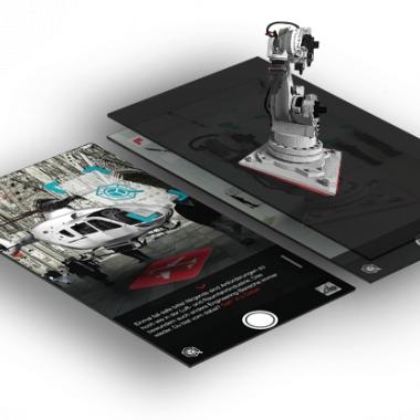 FERCHAU Augmented Reality App: Technik zum Anfassen ferchau.com/go/apps
