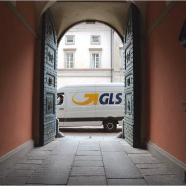 Rund 30.000 Fahrzeuge sind jährlich gruppenweit für GLS im Einsatz