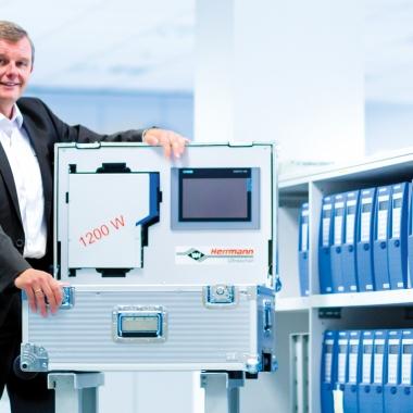 Produktpräsentation  Ultraschallgenerator
