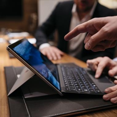 Topaktuelle Hardware für optimale Produktivität