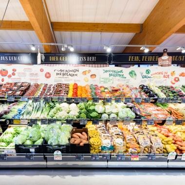 Obst und Gemüse Schlichtung