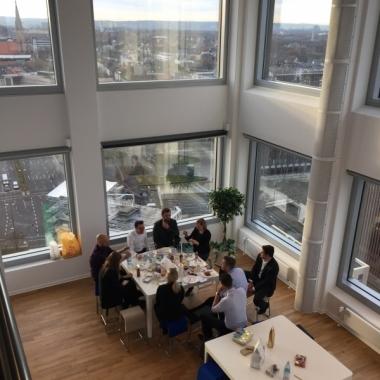 Unser Hays Büro in Dortmund