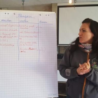 einrichtungsübergreifende interne Weiterbildung zum Thema Partizipation und Mitbestimmung