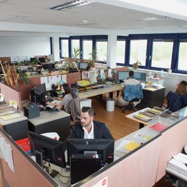 Eines unserer Büros