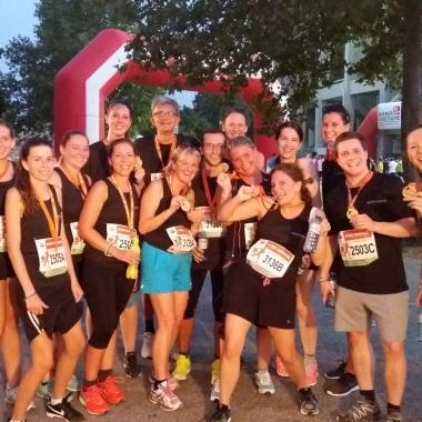 Vienna Business Run 2016