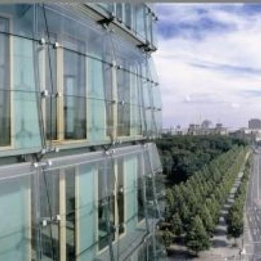 Unser Blick aus dem Berlin Büro