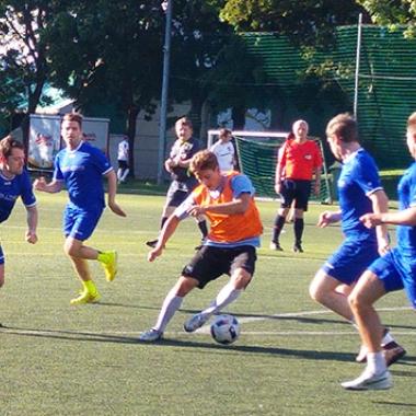 IT-LAW Fußballturnier