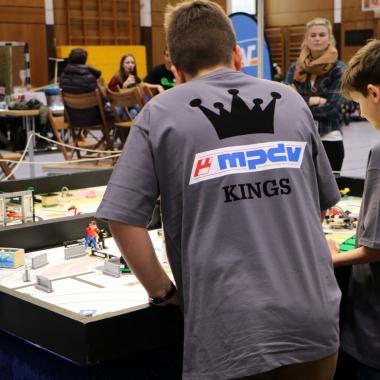 Nachwuchsförderung ist uns wichtig - wir unterstützen seit vielen Jahren aktiv die FIRST LEGO League.