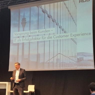 Unser Kollege Alexander Otterbach hält einen Vortrag auf der CeBIT 2017 in der Digital Marketing Arena.