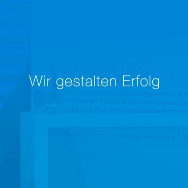 Atreus ist Marktführer in Deutschland und löst kritische Management- und Transformationsaufgaben. Wir schicken schnell und zuverlässig Interim Manager und Manager-Teams mit hoher Passgenauigkeit.