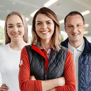 unsere teamkultur - Kaufland Online Bewerbung