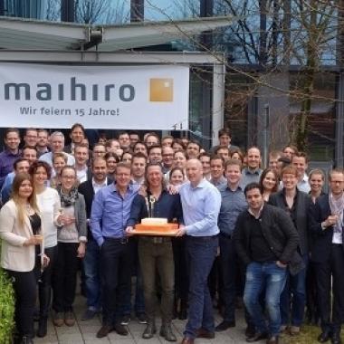 15 Jahre maihiro München