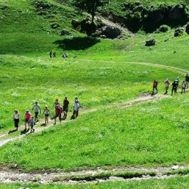 Ausflüge: Hiking