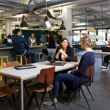 Collabor8, unser Coworking Space