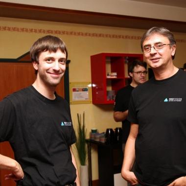 Unsere beiden Geschäftsführer Stefan und Karim