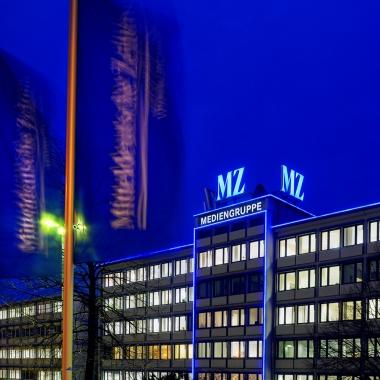 Unser Standort in Halle