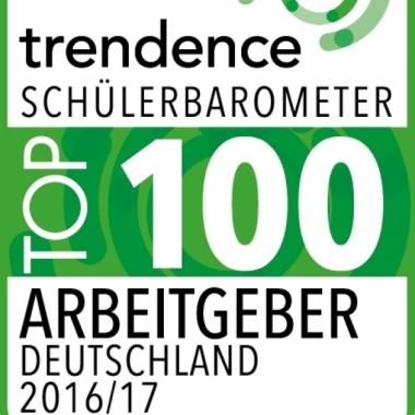 Die Diakonie zählt bereits zum vierten Mal zu den 100 beliebtesten Arbeitgebern unter Schülern in Deutschland.