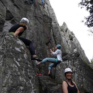 Kletter-Event Rhön Juli 2017