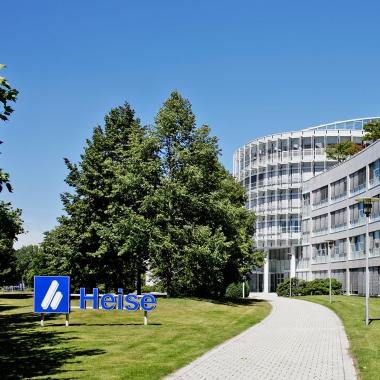 Unser Stammhaus: Seit 2011 hat Heise seinen Sitz in der Karl-Wiechert-Allee 10 in Hannover