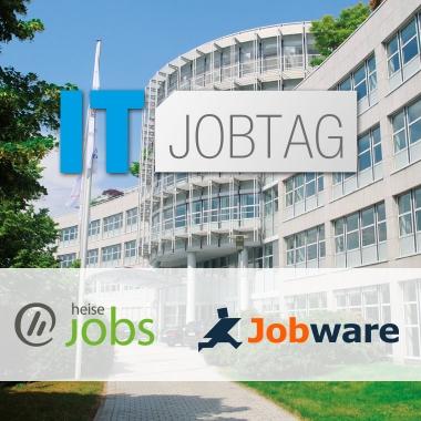Sie sind IT-Experte? Besuchen Sie uns und andere Firmen aus der IT-Branche auf unseren IT Jobtagen! Am 9. November in Hannover und am 16. November in Berlin. www.it-jobtag.de