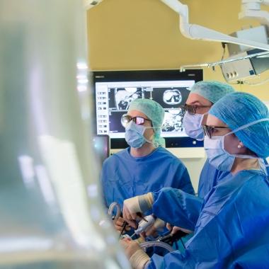 Viszeralchirurgie am Kantonsspital Graubünden