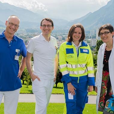 Jobs in der Pflege, Rettung, Notfall- und Intensivmedizin