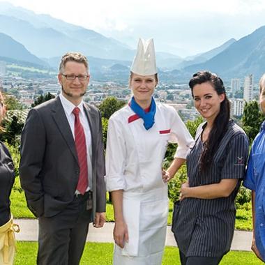 Jobs in Hotellerie- und Gastronomie