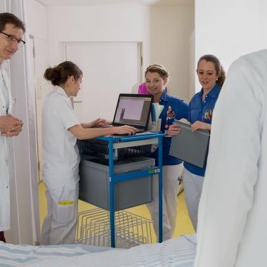 Jobs in Medizin und Pflege