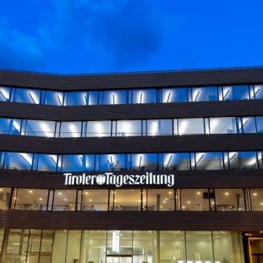 Standort Tiroler Tageszeitung Innsbruck