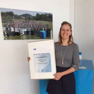 Kooperation mit der Carlo Schmid Schule in Karlsruhe