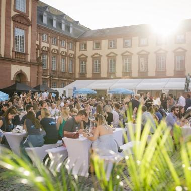 Sommerfest im Mannheimer Barockschloss
